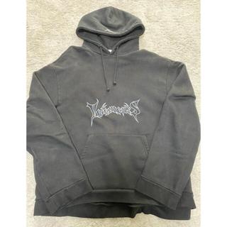 Balenciaga - vetements 黒メタパーカー