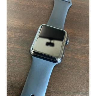 Apple Watch - ★中古美品★Apple Watch series2 42mm stainless