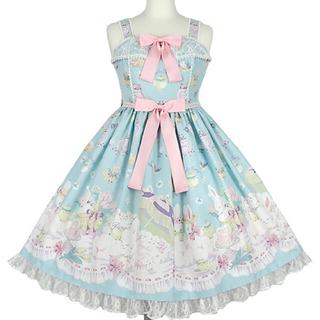 Angelic Pretty - うさぎのピクニックパーティー