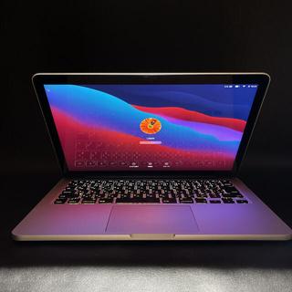 Mac (Apple) - 【動作良好】MacBook Pro13インチlate2013
