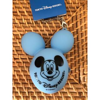 Disney - ディズニー バルーンバッグチャーム ブルー