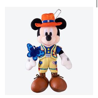 Disney - ディズニー トレイル ぬいぐるみバッジ