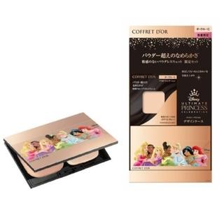 COFFRET D'OR - 2021年10月発売☆コフレドール ファンデーション 限定セット オークル-B☆