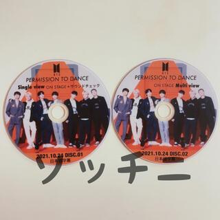 防弾少年団(BTS) - BTS☆防弾少年団 PTD オンラインコンサート DVD 2枚組