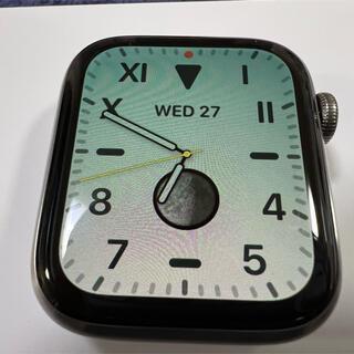 Apple Watch - Apple Watch 6 edition 44mm チタニウム美品付属品未使用