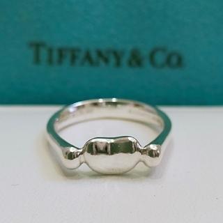 Tiffany & Co. - ティファニー ビーンデザインリング10〜11号