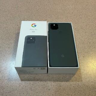 Google Pixel - pixel 5a 5g 国内版 simフリー