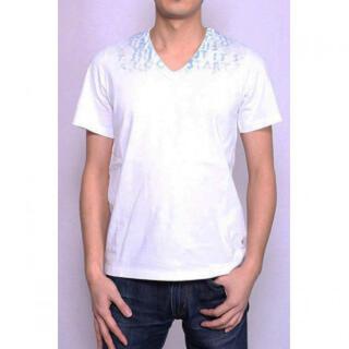 Maison Martin Margiela - 【送料無料】メゾンマルジェラ エイズTシャツ ホワイト Lサイズ k_15