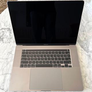 Apple - MacBook Pro 16インチ 2019 64GB 1TB USキーボード