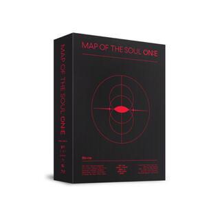 防弾少年団(BTS) - Blu-ray「BTS MAP OF THE SOUL ON:E」