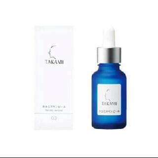TAKAMI - タカミスキンピール  角質美容液 新品未使用 30ml