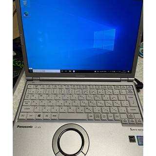 Panasonic - CF-SZ5 SSD256GB/メモリ8GB レッツノート パナソニック 並品