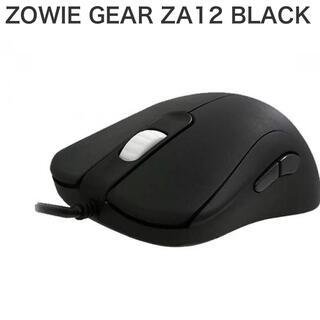 ZOWIE GEAR Z12A ブラック ゲーミングマウス