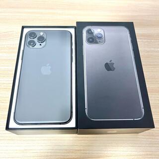 Apple - iPhone11pro本体 スペースグレイ64gb