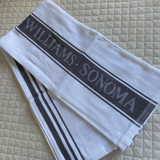Williams-Sonoma - 新品 ウィリアムズソノマ Williams Sonoma キッチンタオル