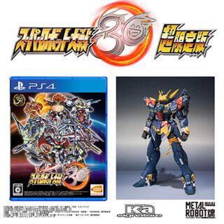 BANDAI - 【PS4】スーパーロボット大戦30 超限定版 METAL ROBOT魂