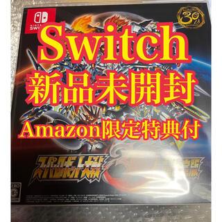 Nintendo Switch - Switch スーパーロボット大戦30 超限定版 ヒュッケバイン30 新品未開封