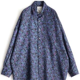SHAREEF - shareef カモフラージュシャツ