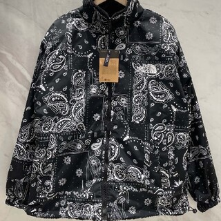 THE NORTH FACE子羊の綿服両面着