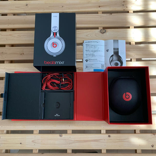 Beats by Dr Dre - Beats by Dr Dre BT ON MIXR WHT