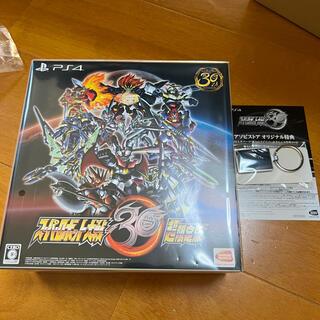 PlayStation4 - 新品未開封!当日発送!ps4スーパーロボット大戦30 超限定版 アソビストア特典
