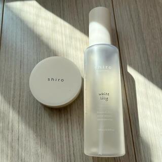 shiro - シロ SHIRO ホワイトリリー 練り香水 ボディコロン