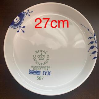 ROYAL COPENHAGEN - 希少 ロイヤルコペンハーゲン ブルー メガ オーブンウェア グラタン皿 大皿