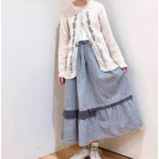 SM2 - SM2 サマンサモスモス 裾アシメレーススカート