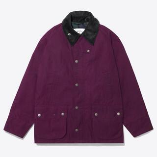 Barbour - Noah Barbour Dry Bedale Jacket Purple L