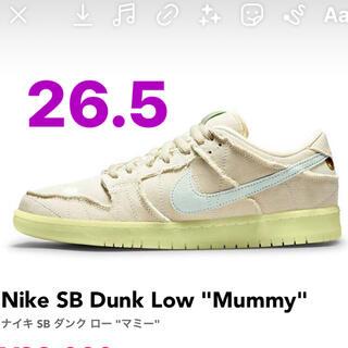 "NIKE - Nike SB Dunk Low ""Mummy"""