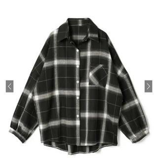 GRL - チェックシャツ