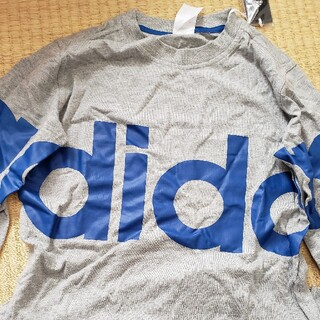 アディダス 長袖シャツ 160cm 男児
