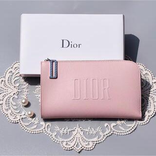 Christian Dior - ディオール ノベルティ ポーチ サクラピンク 箱なし