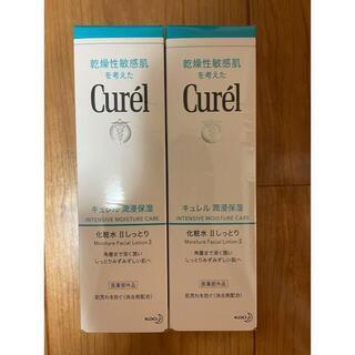 Curel - 【新品】キュレル 化粧水2 150ml しっとり 2本 化粧水 セラミドケア