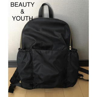BEAUTY&YOUTH UNITED ARROWS - BEAUTY&YOUTH UNITED ARROWS ナイロンバックパック