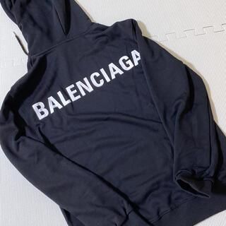 BALENCIAGA BAG - ロゴ パーカー