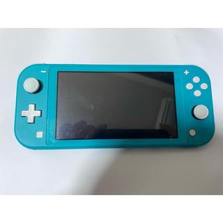 Nintendo Switch - Nintendo Switch Lite【本体】MHR ダウンロード済み