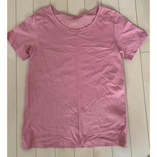 UNIQLO - エアリズムコットンクルーネックTシャツ