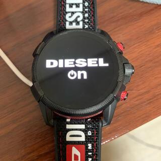 DIESEL - diesel  on ディーゼル スマートウォッチ DZT2010 おまけ付き
