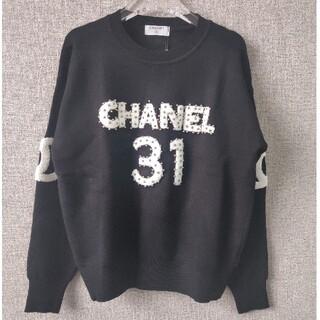 CHANEL - シャネル セーター ブラック レディース