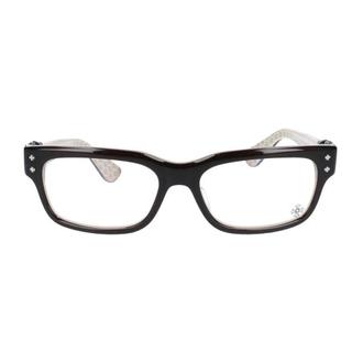 Chrome Hearts - クロムハーツ セメタリークロステンプルウェリントンサングラス/眼鏡