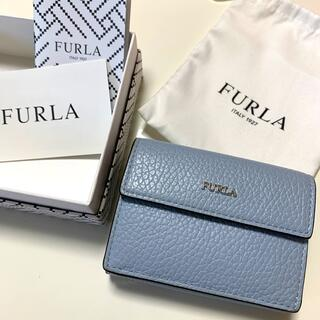 Furla - 【美品】FURLA 三つ折財布
