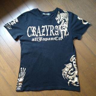 CRAZY TRIBE - CRAZY   クレイジートライブ  Tシャツ