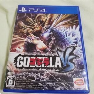 プレイステーション4(PlayStation4)のゴジラ-GODZILLA-VS PS4(家庭用ゲームソフト)