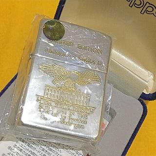ZIPPO - ZIPPO 超希少 限定500個 STERLING 純銀 アメリカンイーグル