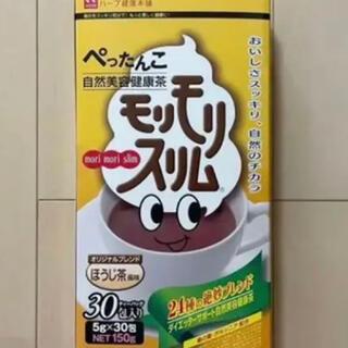 モリモリスリム ほうじ茶風味 5包