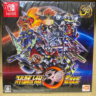 Nintendo Switch - 【Switch】スーパーロボット大戦30 超限定版 METAL ROBOT魂