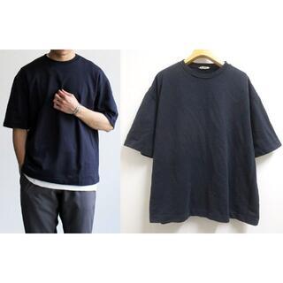 COMOLI - AURALEE オーラリー SWEAT TEE スウェット Tシャツ 5