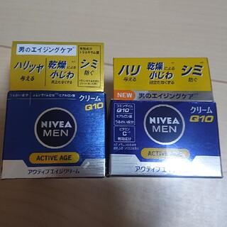 ニベア - ニベアメン アクティブエイジクリーム(50g)