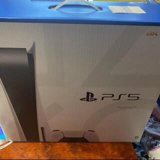 PlayStation5本体  新品 未開封 保証付き 送料無料